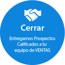 Cerrar Inbound Marketing