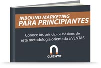 Inbond Marketing para principiantes Ebook